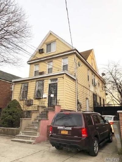 Woodside Multi Family Home For Sale: 66-16 50 Ave