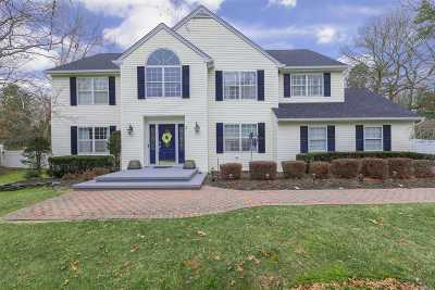 Calverton Single Family Home For Sale: 3 Bridle Path