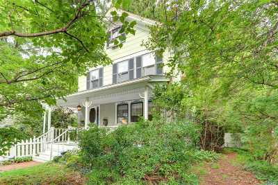Centerport Single Family Home For Sale: 20 Prospect Rd