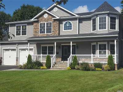Syosset Single Family Home For Sale: 45 Sherman Dr