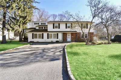 St. James Single Family Home For Sale: 159 Northern Blvd