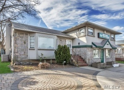 Valley Stream Commercial For Sale: 1151 Dutch Broadway