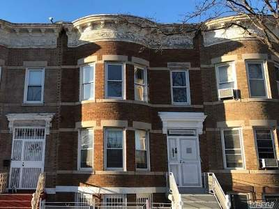 Elmhurst Multi Family Home For Sale: 84-67 Kneeland Ave