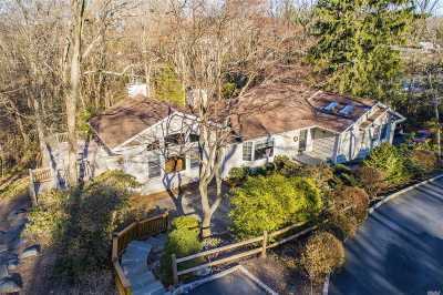 Dix Hills Single Family Home For Sale: 604 Caledonia Rd