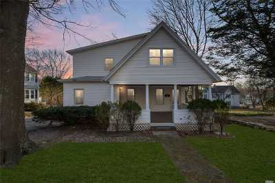 Port Jefferson Single Family Home For Sale: 806 High St