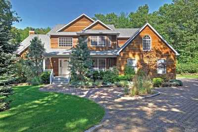 Sag Harbor Single Family Home For Sale: 7 Rawson Rd