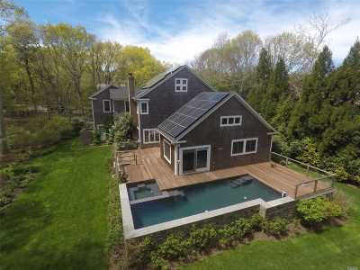 East Hampton Single Family Home For Sale: 5 Lauras Ln