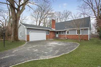 Stony Brook Single Family Home For Sale: 3 Harborview Rd