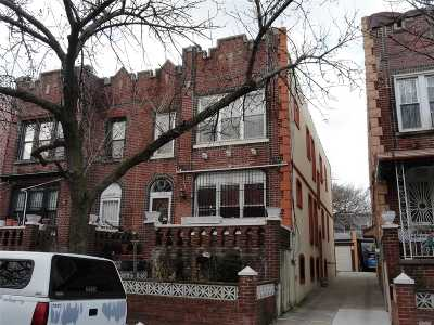 Jackson Heights Multi Family Home For Sale: 32-26 82nd St
