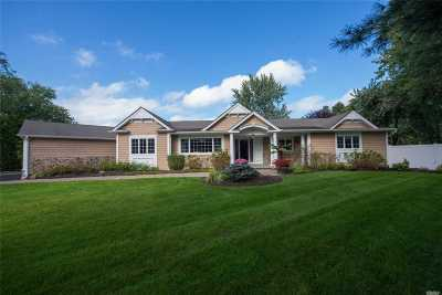 Dix Hills Single Family Home For Sale: 23 Astro Pl