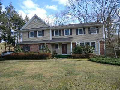 Dix Hills Single Family Home For Sale: 57 McCulloch Dr