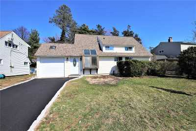 Hicksville Single Family Home For Sale: 143 Blueberry Ln