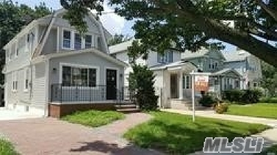 Queens Village Single Family Home For Sale: 91-08 217 St