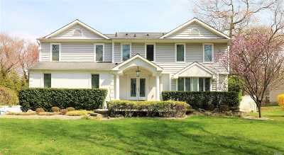 Dix Hills Single Family Home For Sale: 24 McLane Dr