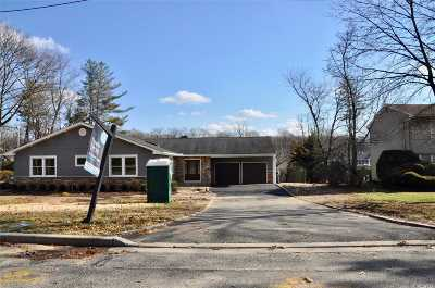 Plainview Single Family Home For Sale: 62 Cornell Dr
