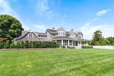 Quogue Single Family Home For Sale: 9 Leaward Ln