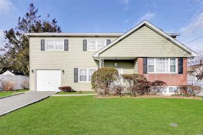 Hicksville Single Family Home For Sale: 8 Marie Ct