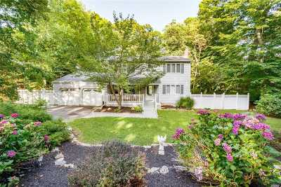 Miller Place Single Family Home For Sale: 53 Sylvan Ave