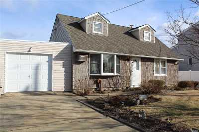 Massapequa Single Family Home For Sale: 9 Delta Rd