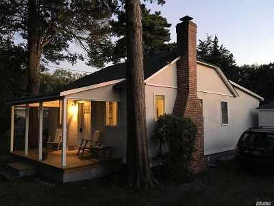 Hampton Bays Single Family Home For Sale: 3 Mineola Ct