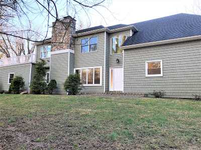 Setauket Single Family Home For Sale: 176 Old Field Rd
