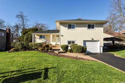 Plainview Single Family Home For Sale: 106 Wilson Pl
