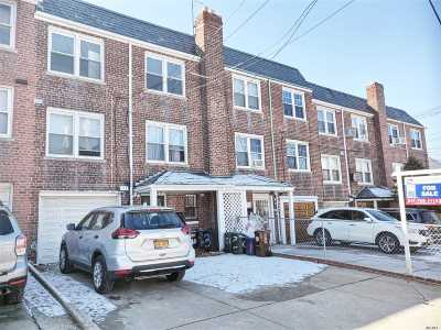 Flushing Multi Family Home For Sale: 134-12 Booth Memorial Ave