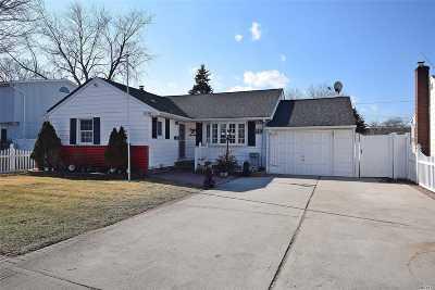 Hicksville Single Family Home For Sale: 48 E End Ave