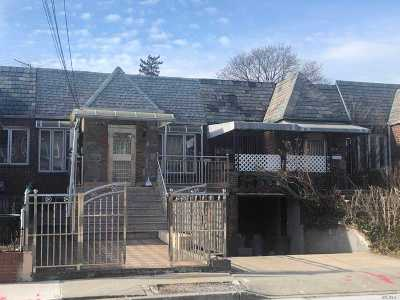 Rego Park Single Family Home For Sale: 64-30 Alderton St