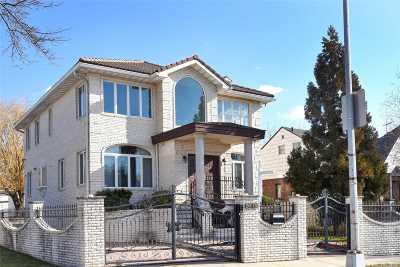Flushing Single Family Home For Sale: 2615 Utopia Pky