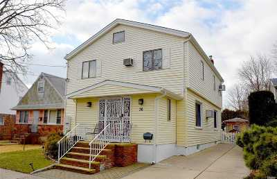 Floral Park Single Family Home For Sale: 36 Barwick St
