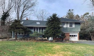Port Jefferson Single Family Home For Sale: 79 Soundview Dr