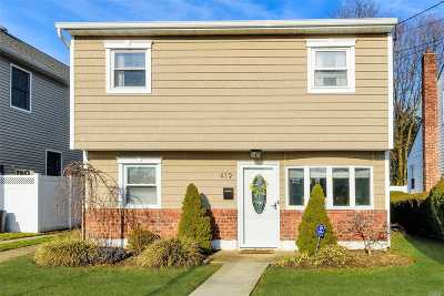 East Meadow Single Family Home For Sale: 419 Gates Ave