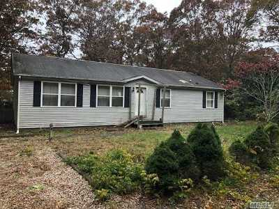 East Hampton Single Family Home For Sale: 1 Belgrove Dr