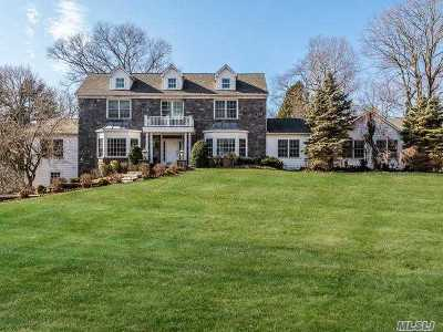 Locust Valley Single Family Home For Sale: 5 Coriegarth Ln