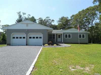 E. Quogue Single Family Home For Sale: 2 Beechnut Ct