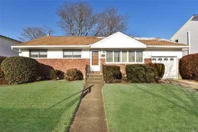 Plainview Single Family Home For Sale: 3 Gloria Pl