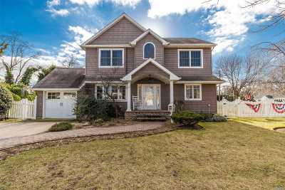 Massapequa Single Family Home For Sale: 2 Massachusetts Ave