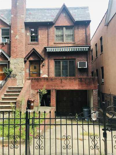 Flushing Single Family Home For Sale: 48-35 44th St