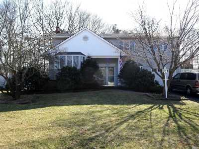 Hauppauge Single Family Home For Sale: 7 Heller Pl