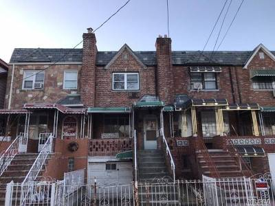 Brooklyn Multi Family Home For Sale: 4810 Beverley Rd
