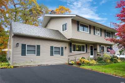 N. Babylon Single Family Home For Sale: 276 Sylvan Rd