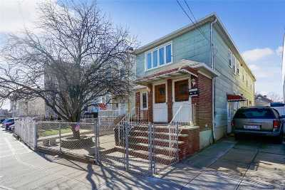 Ozone Park Multi Family Home For Sale: 97-24 85th St