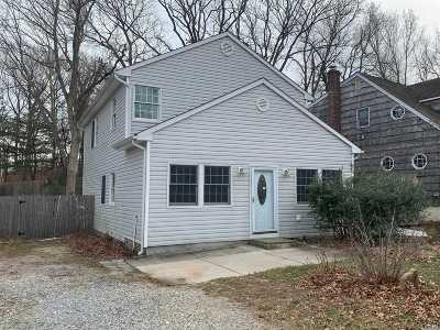 E. Setauket Single Family Home For Sale: 7 Bayview Ct