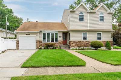 N. Bellmore Single Family Home For Sale: 2660 Sacco Pl