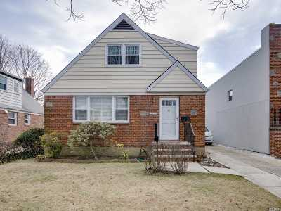 Flushing Single Family Home For Sale: 163-36 26 Ave