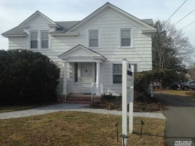 Patchogue Single Family Home For Sale: 128 N Ocean Ave