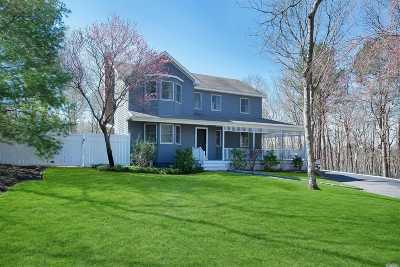 Hampton Bays Single Family Home For Sale: 9 Bayview Ter