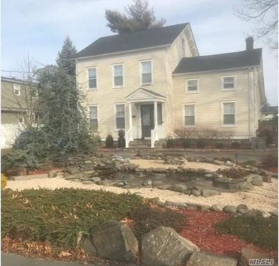 Copiague Single Family Home For Sale: 43 Jervis Ave