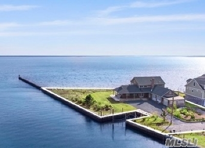 Center Moriches Single Family Home For Sale: 10 Inletview Pl